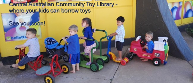 Central Australian Community Toy Library